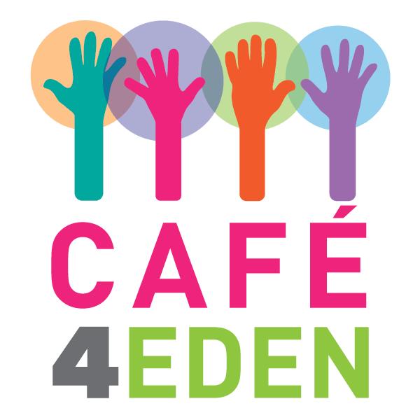 Cafe 4EDEN Logo