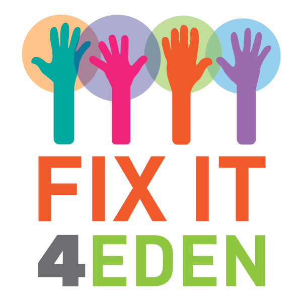Fix It 4EDEN Logo